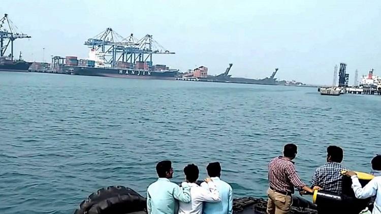 Vận chuyển hàng đi Chennai - Ấn Độ